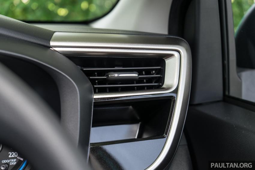 GALERI: Perodua Myvi 1.3G dan 1.3 Premium X – senarai spesifikasi tak jauh beza, harga lebih murah Image #803382