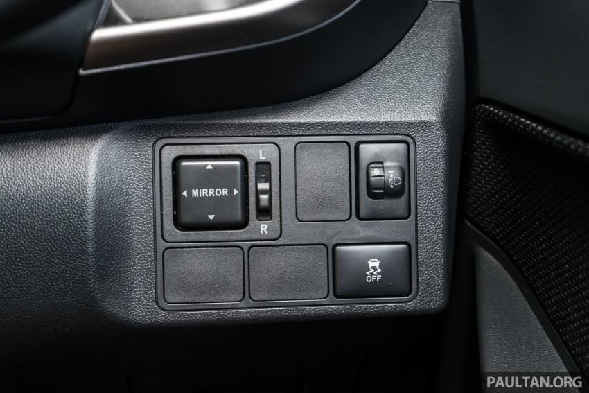 GALERI: Perodua Myvi 1.3G dan 1.3 Premium X – senarai spesifikasi tak jauh beza, harga lebih murah Image #803383