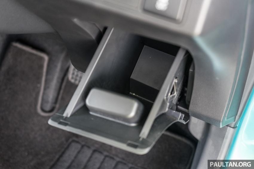 GALERI: Perodua Myvi 1.3G dan 1.3 Premium X – senarai spesifikasi tak jauh beza, harga lebih murah Image #803387