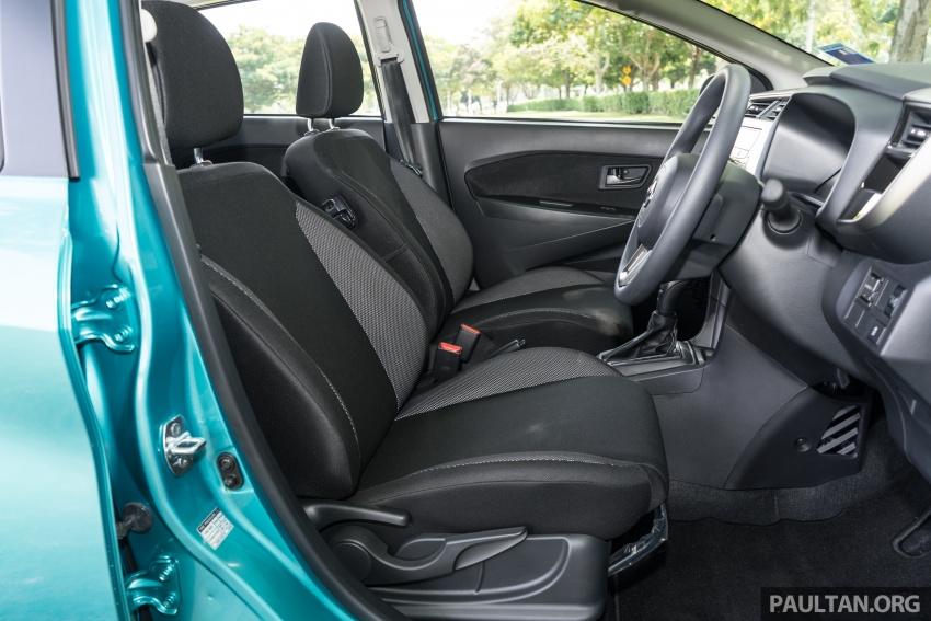 GALERI: Perodua Myvi 1.3G dan 1.3 Premium X – senarai spesifikasi tak jauh beza, harga lebih murah Image #803388