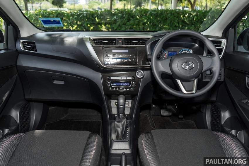 GALERI: Perodua Myvi 1.3G dan 1.3 Premium X – senarai spesifikasi tak jauh beza, harga lebih murah Image #803371