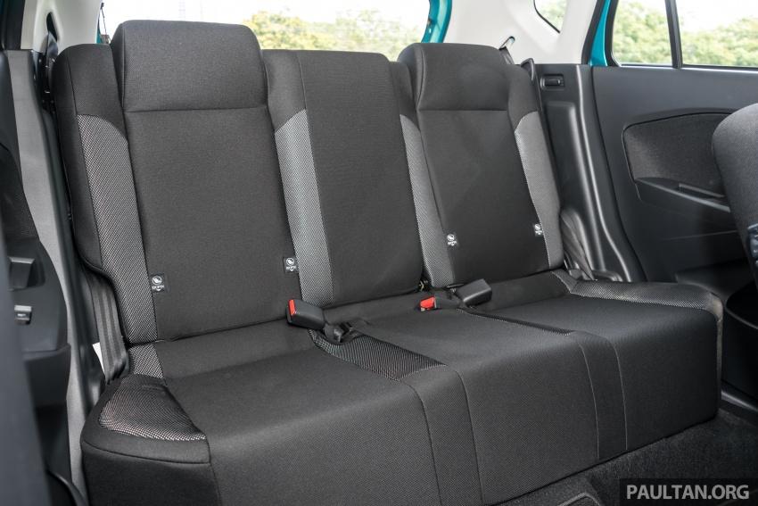 GALERI: Perodua Myvi 1.3G dan 1.3 Premium X – senarai spesifikasi tak jauh beza, harga lebih murah Image #803390