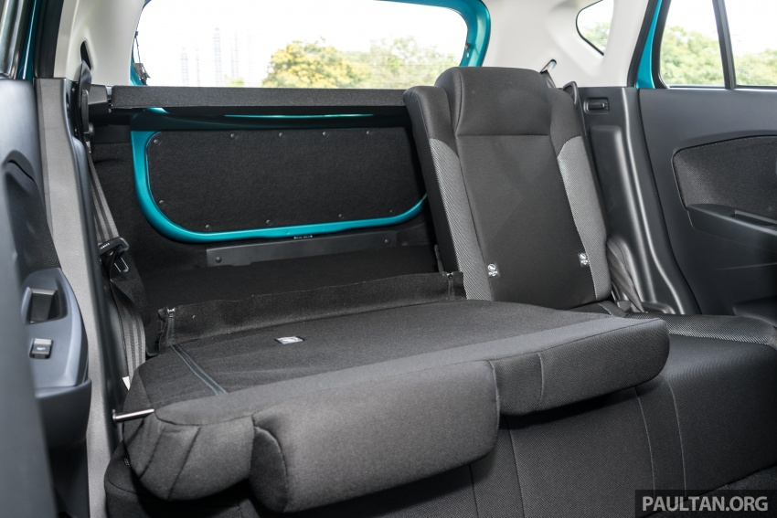 GALERI: Perodua Myvi 1.3G dan 1.3 Premium X – senarai spesifikasi tak jauh beza, harga lebih murah Image #803391