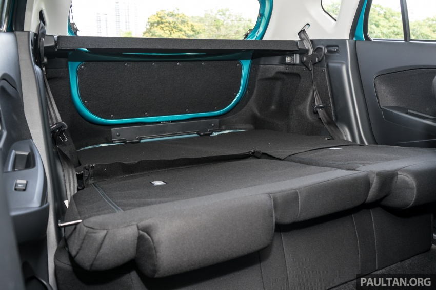 GALERI: Perodua Myvi 1.3G dan 1.3 Premium X – senarai spesifikasi tak jauh beza, harga lebih murah Image #803392