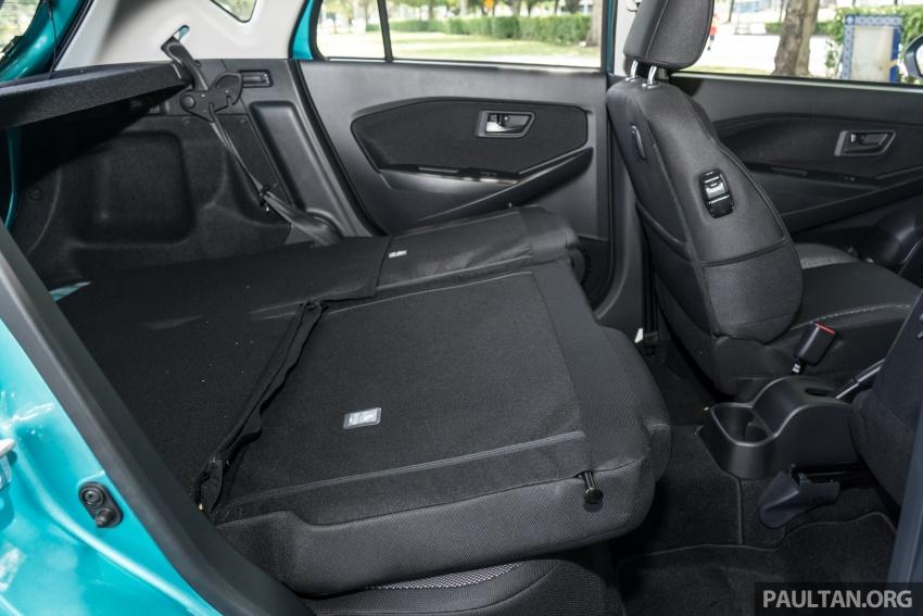 GALERI: Perodua Myvi 1.3G dan 1.3 Premium X – senarai spesifikasi tak jauh beza, harga lebih murah Image #803393