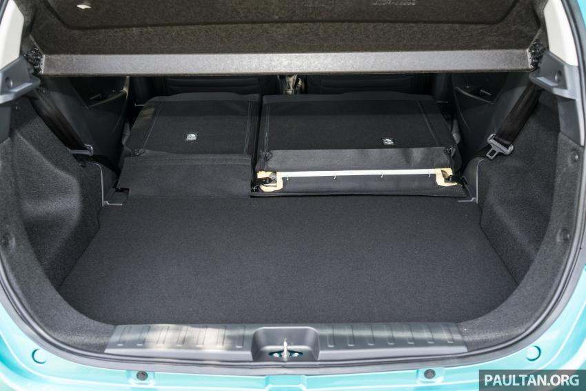 GALERI: Perodua Myvi 1.3G dan 1.3 Premium X – senarai spesifikasi tak jauh beza, harga lebih murah Image #803395