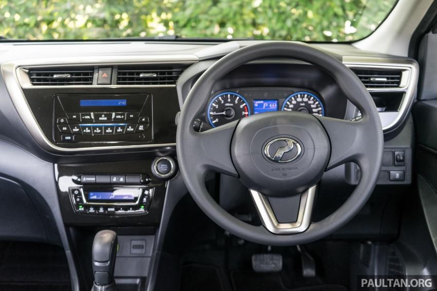 GALERI: Perodua Myvi 1.3G dan 1.3 Premium X – senarai spesifikasi tak jauh beza, harga lebih murah Image #803372