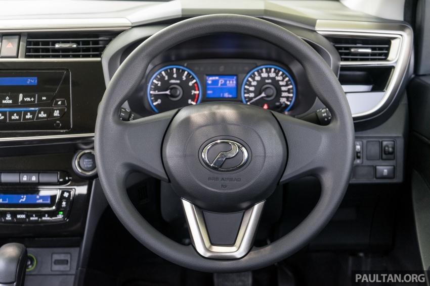 GALERI: Perodua Myvi 1.3G dan 1.3 Premium X – senarai spesifikasi tak jauh beza, harga lebih murah Image #803373