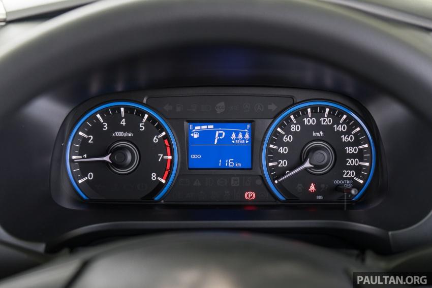 GALERI: Perodua Myvi 1.3G dan 1.3 Premium X – senarai spesifikasi tak jauh beza, harga lebih murah Image #803374