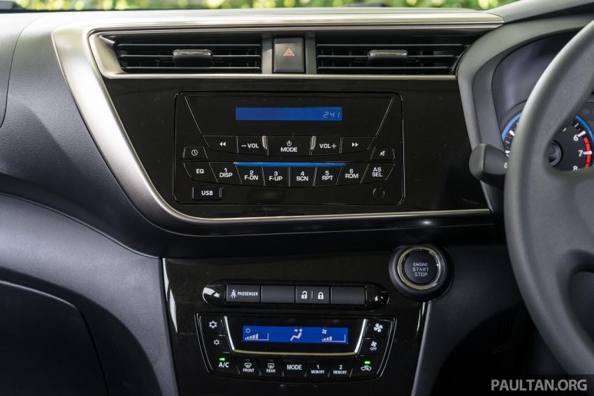 GALERI: Perodua Myvi 1.3G dan 1.3 Premium X – senarai spesifikasi tak jauh beza, harga lebih murah Image #803376