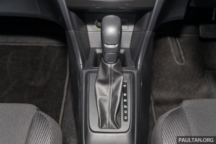 GALERI: Perodua Myvi 1.3G dan 1.3 Premium X – senarai spesifikasi tak jauh beza, harga lebih murah Image #803377