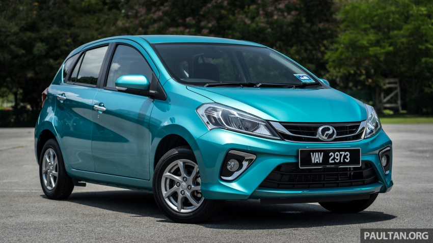 GALLERY: Perodua Myvi 1.3G and 1.3X – why wait? Image #802295