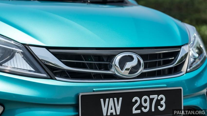 GALERI: Perodua Myvi 1.3G dan 1.3 Premium X – senarai spesifikasi tak jauh beza, harga lebih murah Image #803421