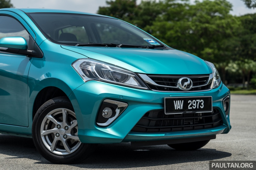 GALLERY: Perodua Myvi 1.3G and 1.3X – why wait? Image #802305