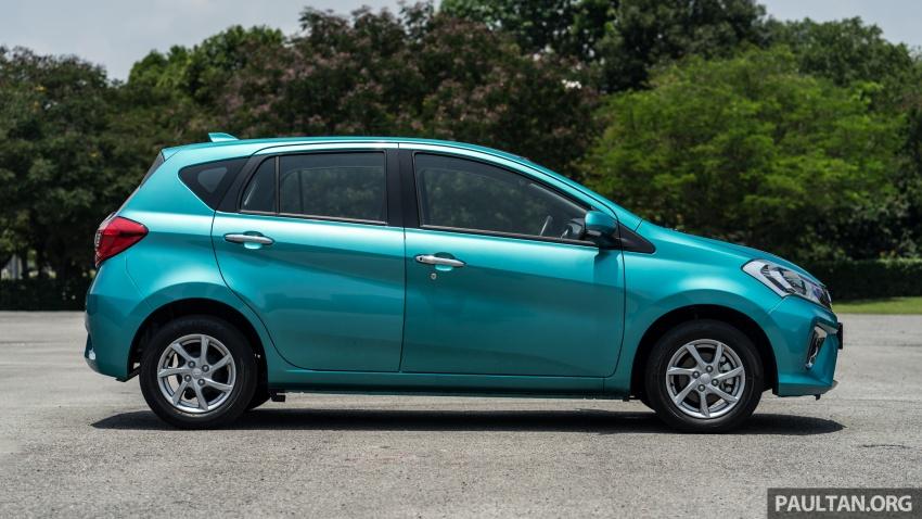 GALERI: Perodua Myvi 1.3G dan 1.3 Premium X – senarai spesifikasi tak jauh beza, harga lebih murah Image #803423