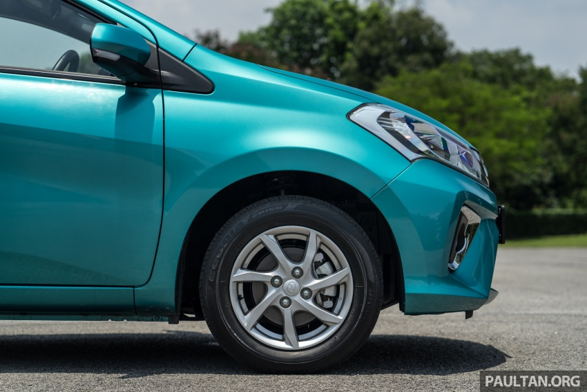 GALLERY: Perodua Myvi 1.3G and 1.3X – why wait? Image #802308