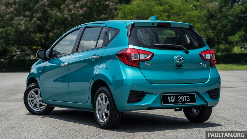 GALLERY: Perodua Myvi 1.3G and 1.3X – why wait? Image #802309
