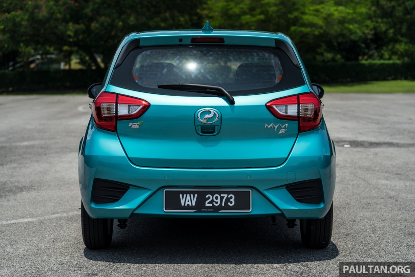 GALLERY: Perodua Myvi 1.3G and 1.3X – why wait? Image #802311