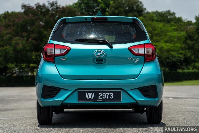GALERI: Perodua Myvi 1.3G dan 1.3 Premium X – senarai spesifikasi tak jauh beza, harga lebih murah Image #803430