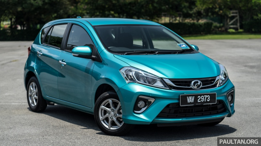 GALLERY: Perodua Myvi 1.3G and 1.3X – why wait? Image #802296