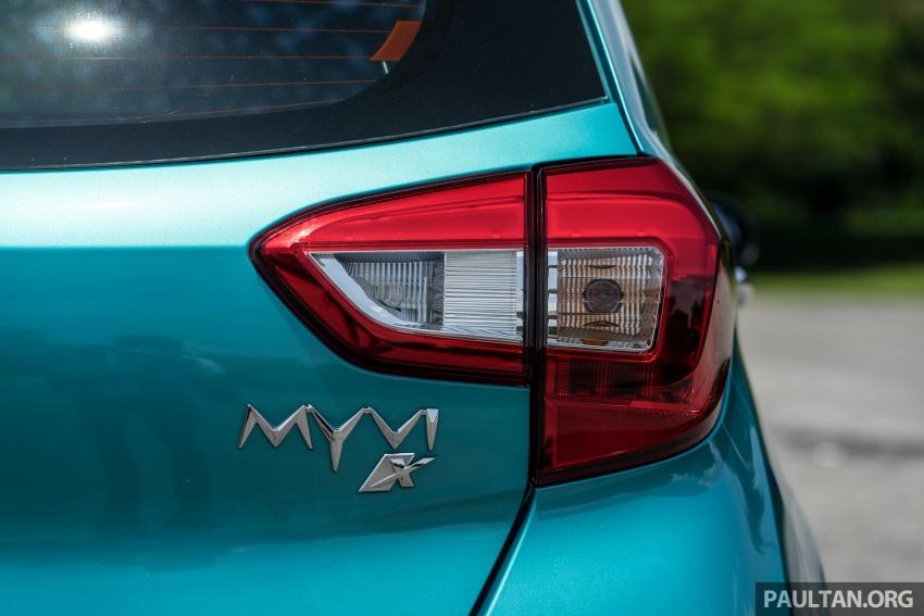 GALERI: Perodua Myvi 1.3G dan 1.3 Premium X – senarai spesifikasi tak jauh beza, harga lebih murah Image #803432