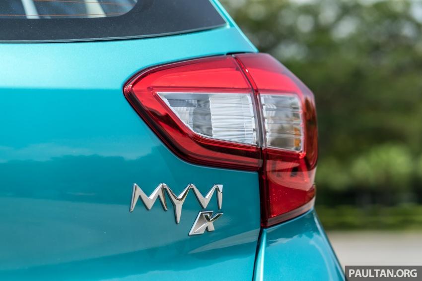 GALERI: Perodua Myvi 1.3G dan 1.3 Premium X – senarai spesifikasi tak jauh beza, harga lebih murah Image #803434