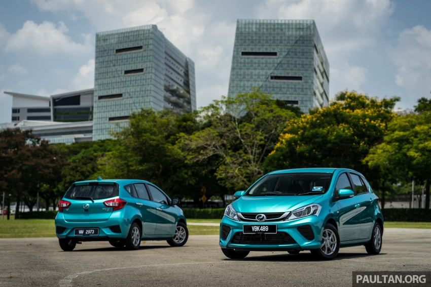 GALLERY: Perodua Myvi 1.3G and 1.3X – why wait? Image #802320