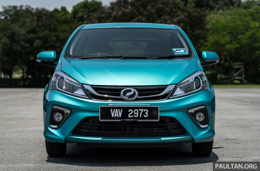 GALLERY: Perodua Myvi 1.3G and 1.3X – why wait? Image #802297