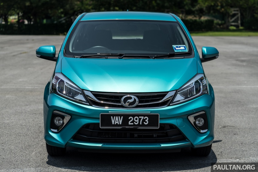 GALLERY: Perodua Myvi 1.3G and 1.3X – why wait? Image #802298