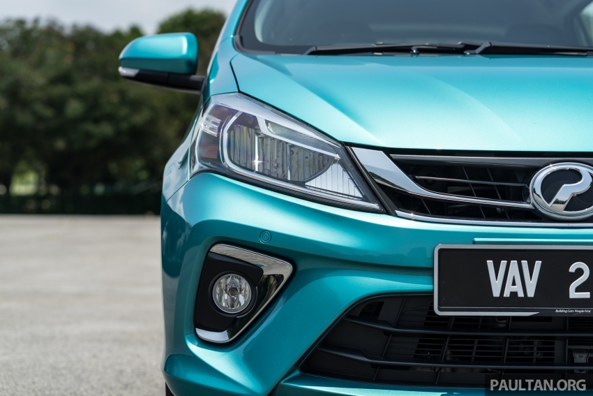 GALLERY: Perodua Myvi 1.3G and 1.3X – why wait? Image #802299