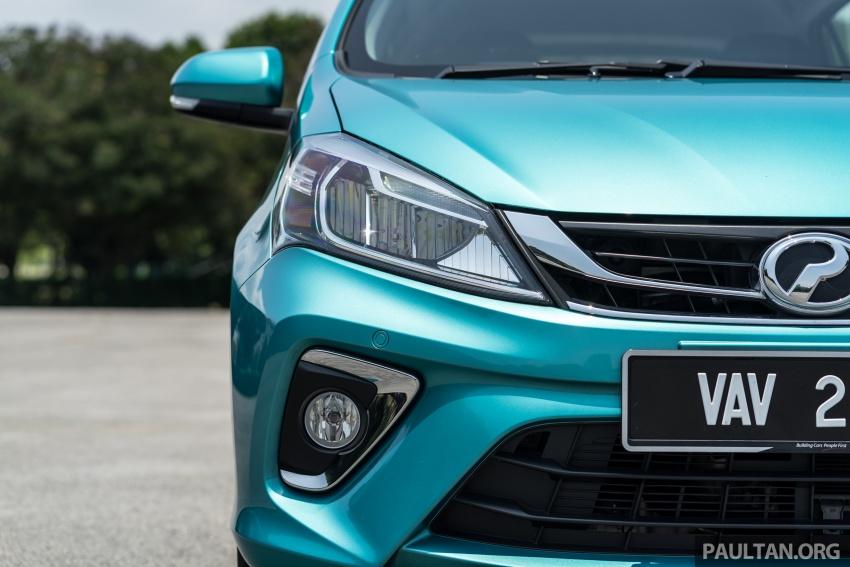 GALERI: Perodua Myvi 1.3G dan 1.3 Premium X – senarai spesifikasi tak jauh beza, harga lebih murah Image #803415
