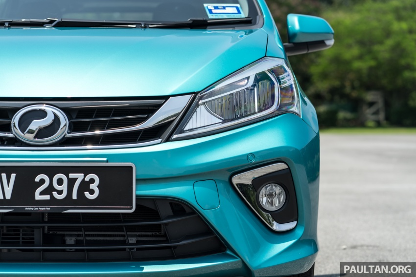 GALLERY: Perodua Myvi 1.3G and 1.3X – why wait? Image #802300