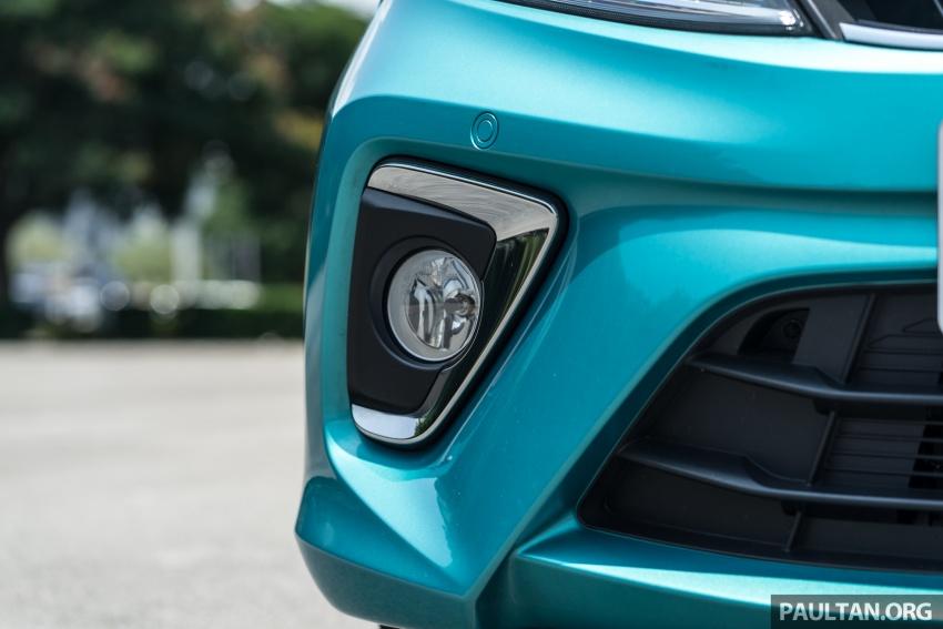 GALERI: Perodua Myvi 1.3G dan 1.3 Premium X – senarai spesifikasi tak jauh beza, harga lebih murah Image #803418
