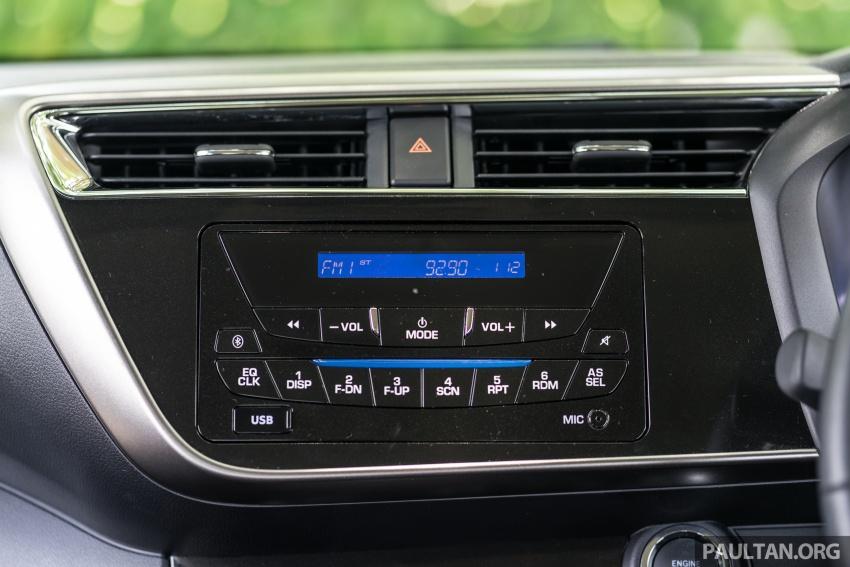 GALERI: Perodua Myvi 1.3G dan 1.3 Premium X – senarai spesifikasi tak jauh beza, harga lebih murah Image #803448