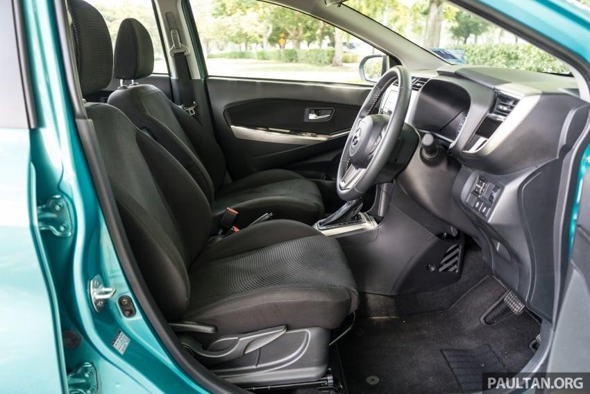 GALERI: Perodua Myvi 1.3G dan 1.3 Premium X – senarai spesifikasi tak jauh beza, harga lebih murah Image #803456