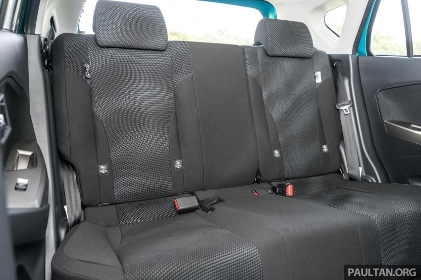 GALERI: Perodua Myvi 1.3G dan 1.3 Premium X – senarai spesifikasi tak jauh beza, harga lebih murah Image #803457