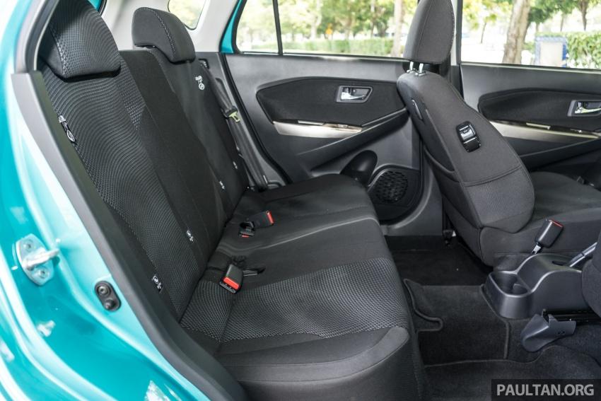 GALERI: Perodua Myvi 1.3G dan 1.3 Premium X – senarai spesifikasi tak jauh beza, harga lebih murah Image #803458