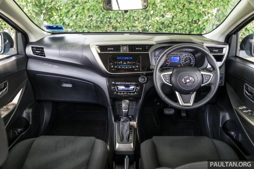 GALERI: Perodua Myvi 1.3G dan 1.3 Premium X – senarai spesifikasi tak jauh beza, harga lebih murah Image #803438