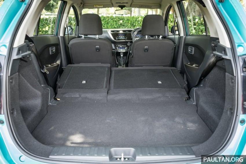 GALERI: Perodua Myvi 1.3G dan 1.3 Premium X – senarai spesifikasi tak jauh beza, harga lebih murah Image #803461