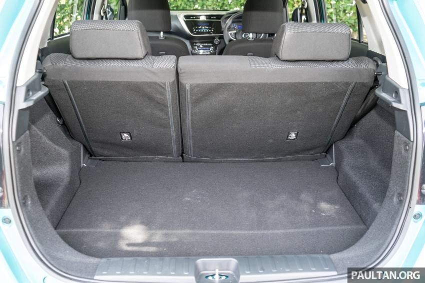 GALERI: Perodua Myvi 1.3G dan 1.3 Premium X – senarai spesifikasi tak jauh beza, harga lebih murah Image #803462