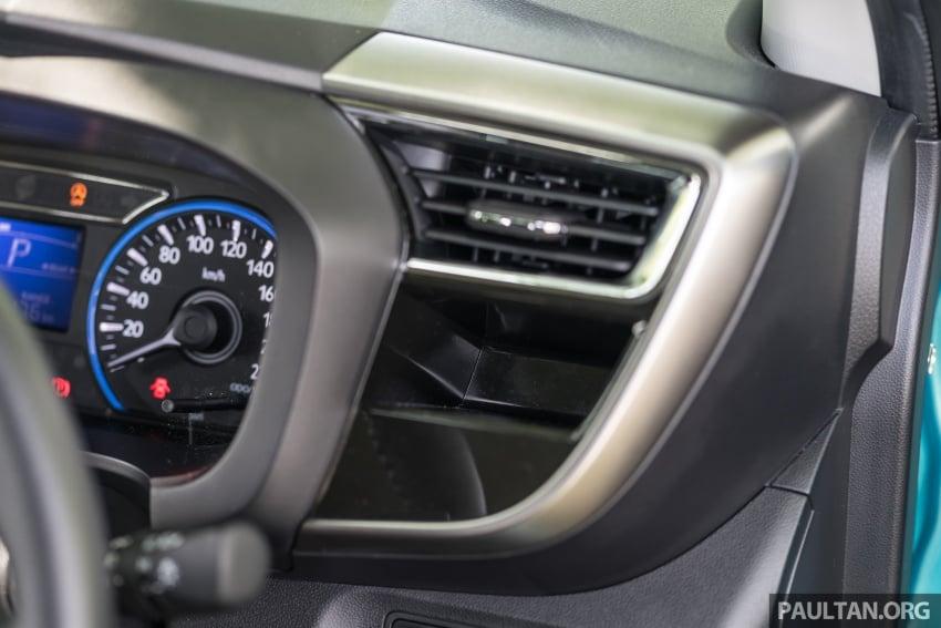 GALERI: Perodua Myvi 1.3G dan 1.3 Premium X – senarai spesifikasi tak jauh beza, harga lebih murah Image #803464