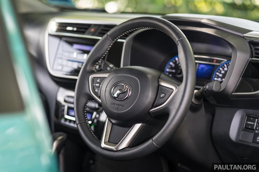 GALERI: Perodua Myvi 1.3G dan 1.3 Premium X – senarai spesifikasi tak jauh beza, harga lebih murah Image #803440