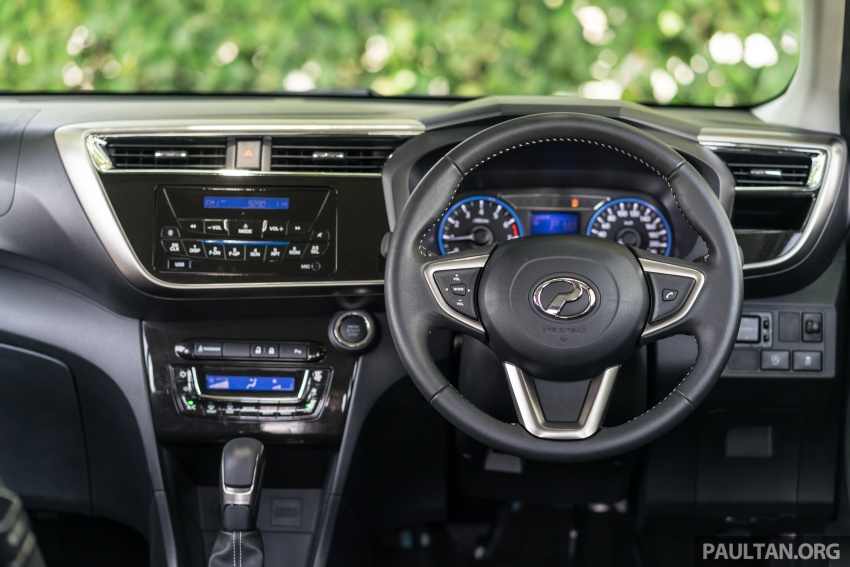 GALLERY: Perodua Myvi 1.3G and 1.3X – why wait? Image #802327