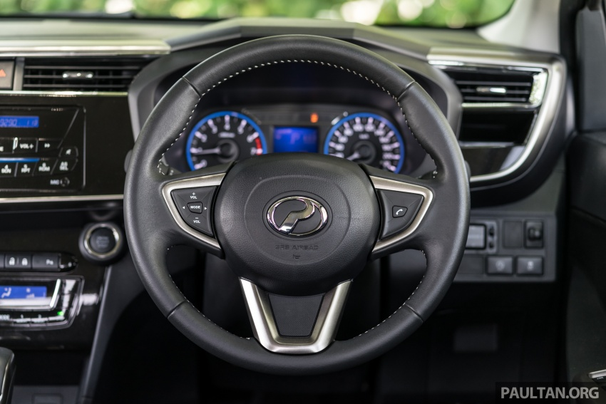 GALERI: Perodua Myvi 1.3G dan 1.3 Premium X – senarai spesifikasi tak jauh beza, harga lebih murah Image #803442