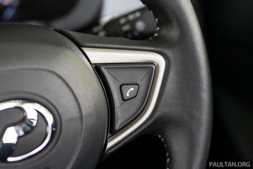 GALERI: Perodua Myvi 1.3G dan 1.3 Premium X – senarai spesifikasi tak jauh beza, harga lebih murah Image #803444