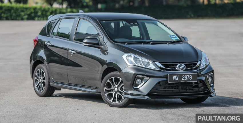 Driven Web Series 2018: Keluarga hatchback di Malaysia – Perodua Myvi vs Proton Iriz vs Kia Picanto! Image #800571