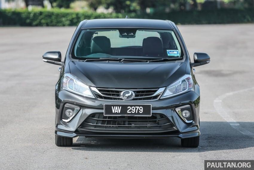 Driven Web Series 2018: Keluarga hatchback di Malaysia – Perodua Myvi vs Proton Iriz vs Kia Picanto! Image #800574