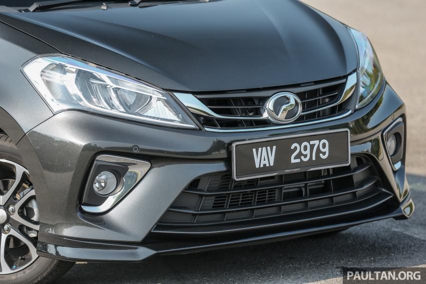 Driven Web Series 2018: Keluarga hatchback di Malaysia – Perodua Myvi vs Proton Iriz vs Kia Picanto! Image #800581