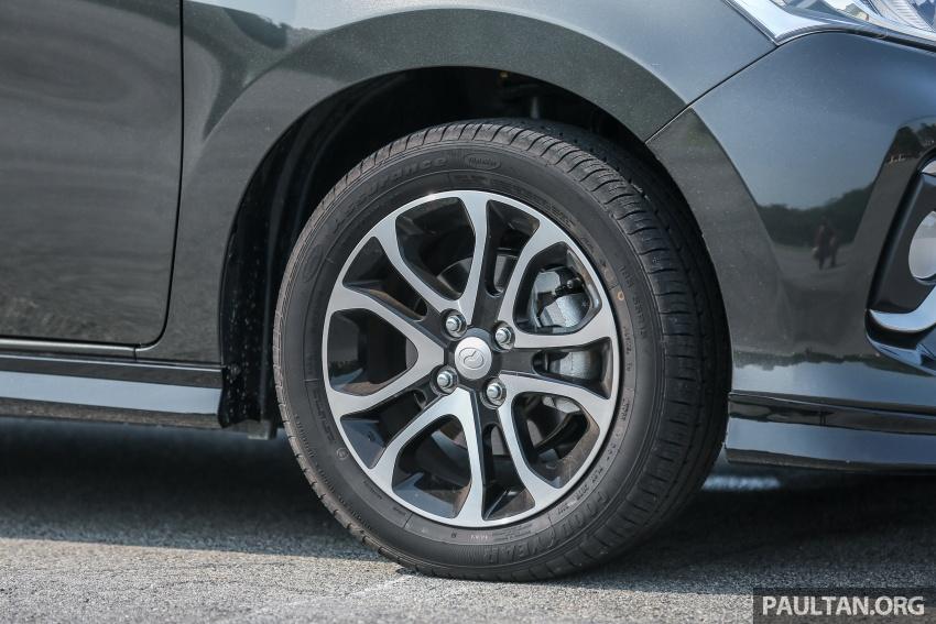 Driven Web Series 2018: Keluarga hatchback di Malaysia – Perodua Myvi vs Proton Iriz vs Kia Picanto! Image #800588