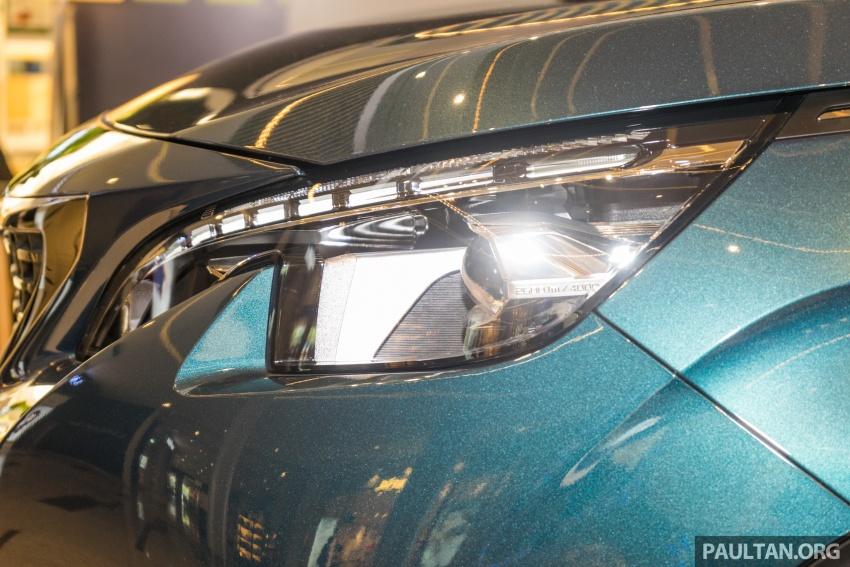 2018 Peugeot 5008 now open for booking – RM174k Image #805880